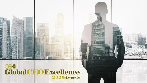 global ceo excellence award
